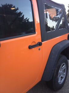 2012 Jeep Wrangler black Other