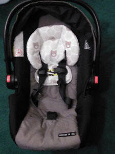 Click and connect carseat no stroller