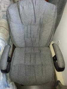 Chaise de direction en tissus entièrement ajustable AUBAINE