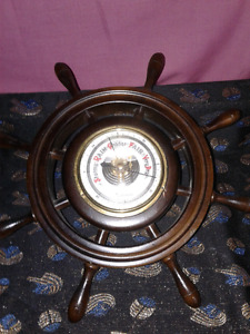 Made in West Germany Stormy  Rain Changer Meter