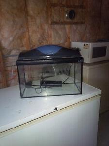 Aquarium pour poissons