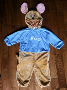 Various Toddler Costumes