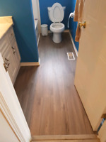 Professional flooring installations and repairs