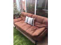 Sofa bed - Pristine condition (£200 Ono)
