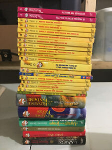 LOT DE 26 X GERONIMO STILTON ROMAN COLLECTION LIVRES