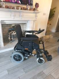 Spectra plus Eletric wheelchair