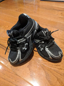 Under Armour running shoes - Size 12 boys