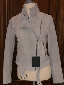 Ladies MACKAGE suede jacket