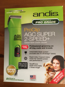 BRAND NEW Andis ProClip AGC Super Professional Pet Clipper