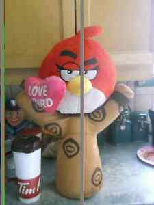 Bird 2 ft. high Angry bird plush toy for sale