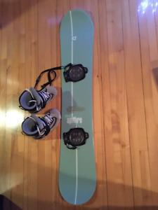 Planche à neige (snowboard) K2 pour femme