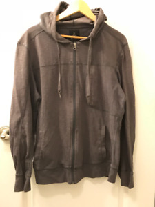 Men's Sport Sweaters/Jackets: Lululemon, Arc'teryx, Prana