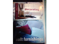 Decorating and Soft furnishings books