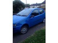 Fiat punto 1.2 active sport /spares or repair