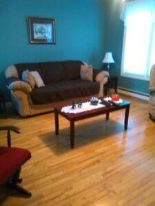 Furnished room for rent in Grand Falls-Windsor