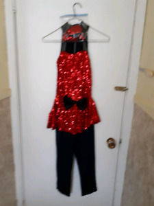 AWESOME BATON TWIRLING COSTUME Size S