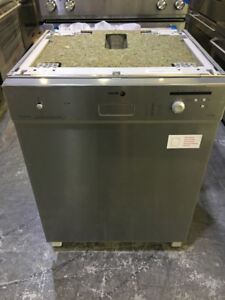 NEW Fagor panel ready dishwasher PRICE $899