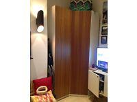 Ikea Pax Wardrobe corner unit