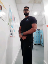 Personal Trainer in Harrow - full gym access included!