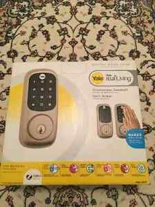 Yale real living touchscreen deadbolt (yrd220)