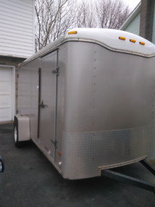 6x12 Enclosed Trailer $4,000