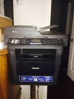 BROTHER MFC-8710DW LASER PRINTER GREAT CONDITION