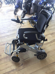 NEW T4B Mobility Electric Power Wheelchair FREE DELIVERY