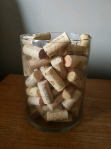Wine Cork Candle - $10 each