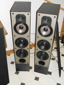 PARADIGM 70p with powered subwoofers ,REDUCED!