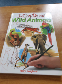 I can draw book