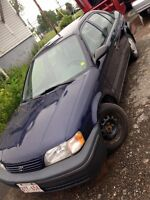 1998 toyota tercel automatic transmission for sale