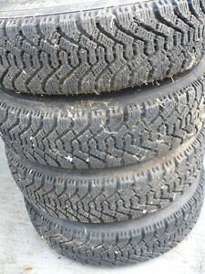 """13""""- 14""""- 15"""" TIRES - SIZES - PRICE LISTED SOME WINTER TIRES"""