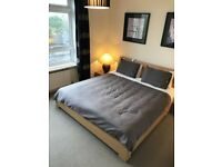 LARGE DOUBLE BEDROOM IN OVAL