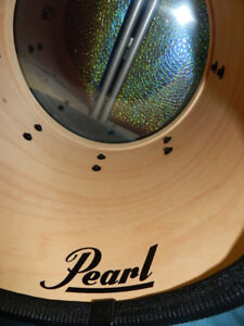 Up To July22 NEW Pearl Championship Maple Series Marching Drums