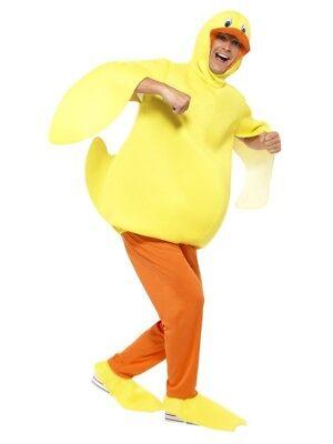 Erwachsene Deluxe Ente Kostüm Kostüm Vogel Huhn Anzug 96.5-112cm von - Huhn Anzug Kostüm