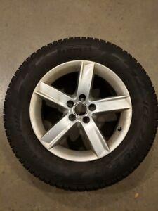 Audi Q5 Winter Wheels & Tires