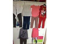 Girls clothes bundle age 4/5