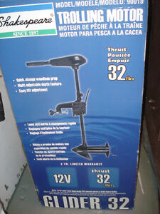 Electric trolling motor / deep cycle marine battery for sale