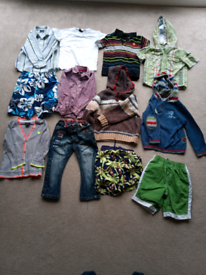 Collection of Next 2-3 yrs Boys clothing