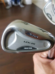Mizuno MX-25 iron set 4-P