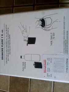 Brand new Drinking Flask Regina Regina Area image 3