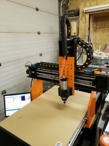 CNC router Power tools  2x3