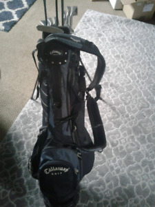 Callaway golf bag with...