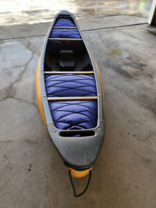 Esquif Raven Solo Whitewater canoe barely used $900