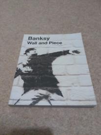 Banksy Wall & Piece Book