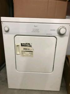 Whirlpool portable dryer 110v