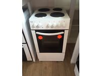*****Bush 50cm single oven electric cooker*****Free Delivery*Fitting*Removal