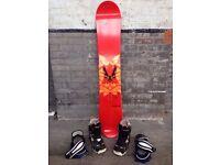 Salomon Snowboard (£75 Ono)