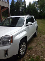 Looking to trade our 2013 GMC Terrain for Mini Excavator Watch|S