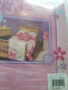 Crib/ toddler bed set